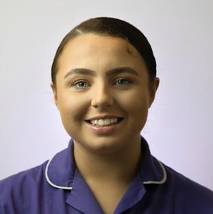 Daisy - Dental Nurse at Wallington Smiles