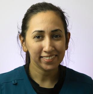 Sairah - Dentist at Wallington Smiles