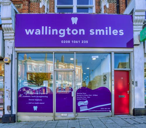 Dentist Wallington
