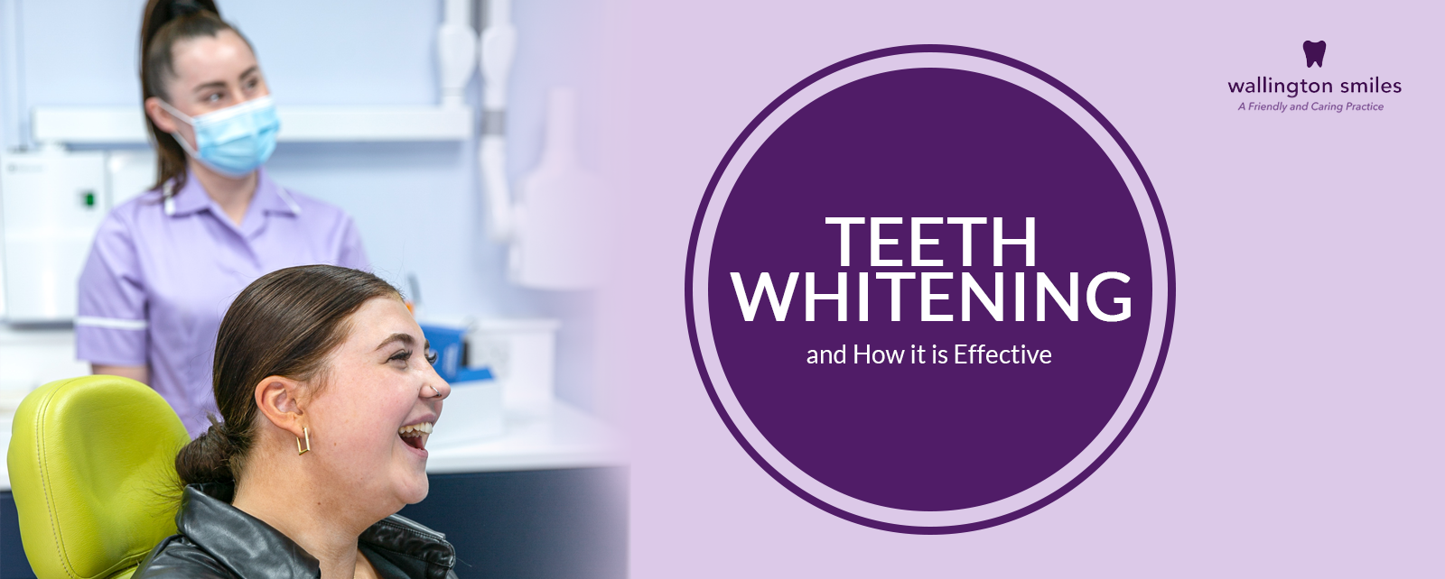 Teeth Whitening and How it is Effective